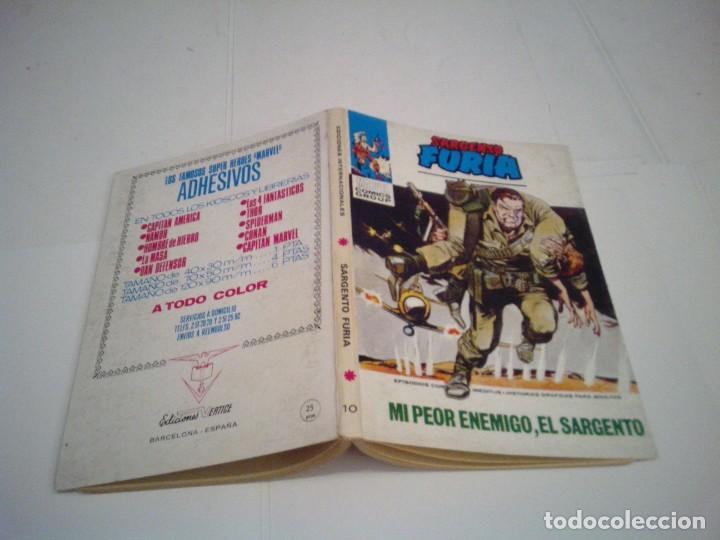Cómics: SARGENTO FURIA - VERTICE - VOLUMEN 1- COMPLETA - 27 NUMEROS - BUEN ESTADO - cj 86 - GORBAUD - Foto 58 - 168855512