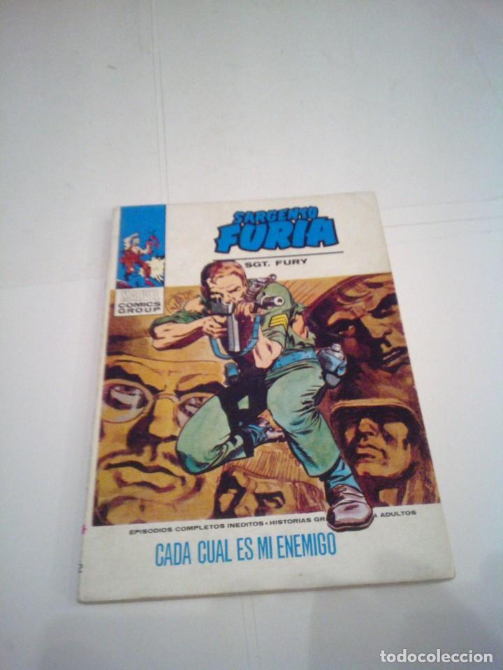 Cómics: SARGENTO FURIA - VERTICE - VOLUMEN 1- COMPLETA - 27 NUMEROS - BUEN ESTADO - cj 86 - GORBAUD - Foto 65 - 168855512