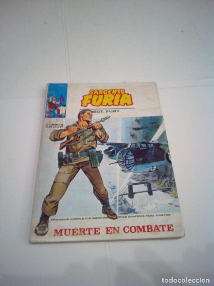 Cómics: SARGENTO FURIA - VERTICE - VOLUMEN 1- COMPLETA - 27 NUMEROS - BUEN ESTADO - cj 86 - GORBAUD - Foto 69 - 168855512