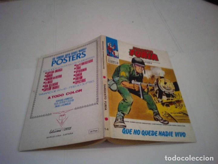 Cómics: SARGENTO FURIA - VERTICE - VOLUMEN 1- COMPLETA - 27 NUMEROS - BUEN ESTADO - cj 86 - GORBAUD - Foto 76 - 168855512