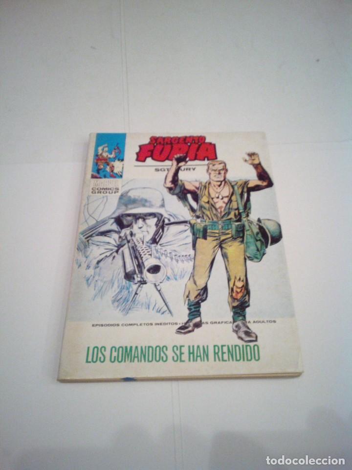 Cómics: SARGENTO FURIA - VERTICE - VOLUMEN 1- COMPLETA - 27 NUMEROS - BUEN ESTADO - cj 86 - GORBAUD - Foto 77 - 168855512