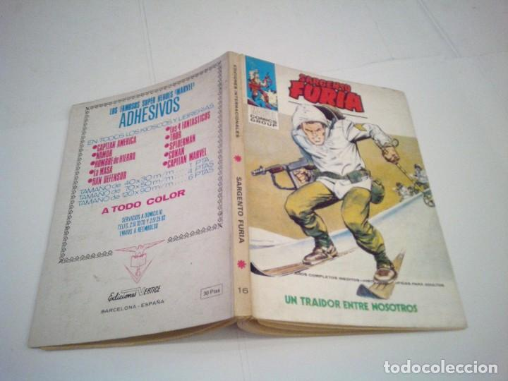 Cómics: SARGENTO FURIA - VERTICE - VOLUMEN 1- COMPLETA - 27 NUMEROS - BUEN ESTADO - cj 86 - GORBAUD - Foto 84 - 168855512