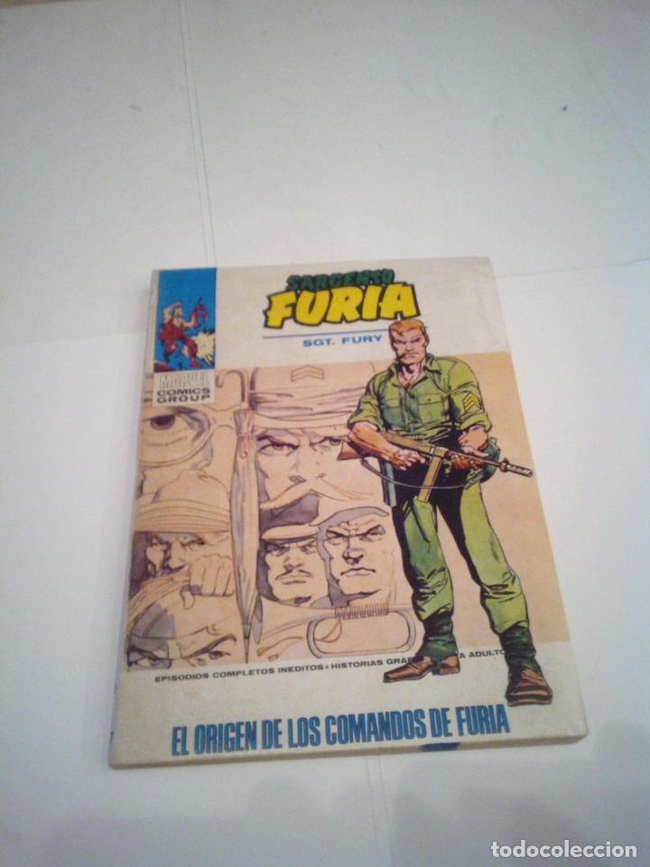 Cómics: SARGENTO FURIA - VERTICE - VOLUMEN 1- COMPLETA - 27 NUMEROS - BUEN ESTADO - cj 86 - GORBAUD - Foto 85 - 168855512
