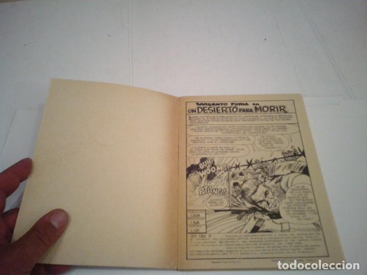 Cómics: SARGENTO FURIA - VERTICE - VOLUMEN 1- COMPLETA - 27 NUMEROS - BUEN ESTADO - cj 86 - GORBAUD - Foto 90 - 168855512