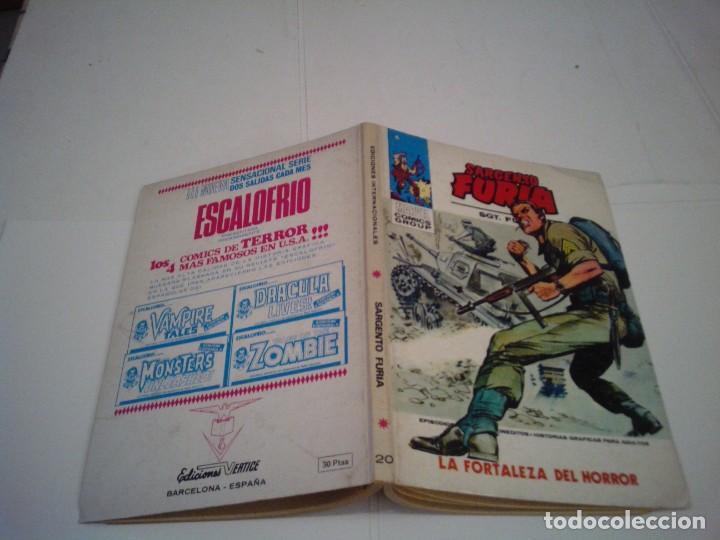 Cómics: SARGENTO FURIA - VERTICE - VOLUMEN 1- COMPLETA - 27 NUMEROS - BUEN ESTADO - cj 86 - GORBAUD - Foto 100 - 168855512