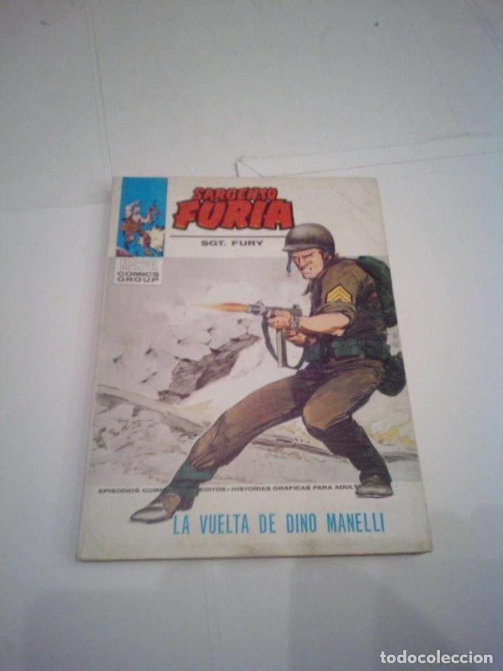Cómics: SARGENTO FURIA - VERTICE - VOLUMEN 1- COMPLETA - 27 NUMEROS - BUEN ESTADO - cj 86 - GORBAUD - Foto 101 - 168855512