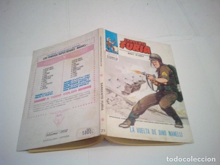 Cómics: SARGENTO FURIA - VERTICE - VOLUMEN 1- COMPLETA - 27 NUMEROS - BUEN ESTADO - cj 86 - GORBAUD - Foto 104 - 168855512