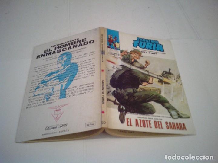 Cómics: SARGENTO FURIA - VERTICE - VOLUMEN 1- COMPLETA - 27 NUMEROS - BUEN ESTADO - cj 86 - GORBAUD - Foto 108 - 168855512