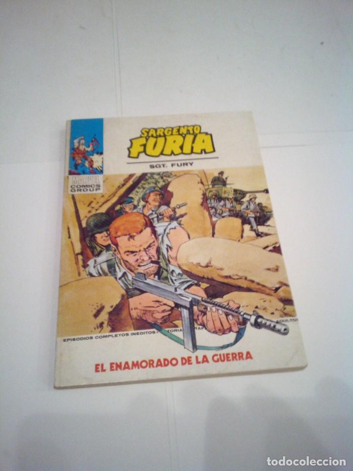 Cómics: SARGENTO FURIA - VERTICE - VOLUMEN 1- COMPLETA - 27 NUMEROS - BUEN ESTADO - cj 86 - GORBAUD - Foto 109 - 168855512