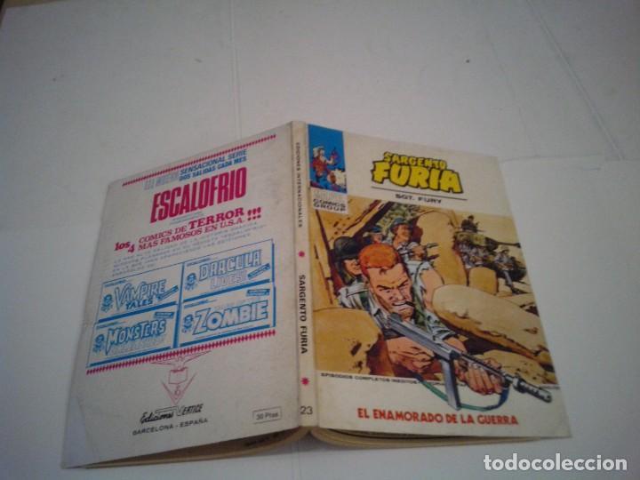 Cómics: SARGENTO FURIA - VERTICE - VOLUMEN 1- COMPLETA - 27 NUMEROS - BUEN ESTADO - cj 86 - GORBAUD - Foto 112 - 168855512