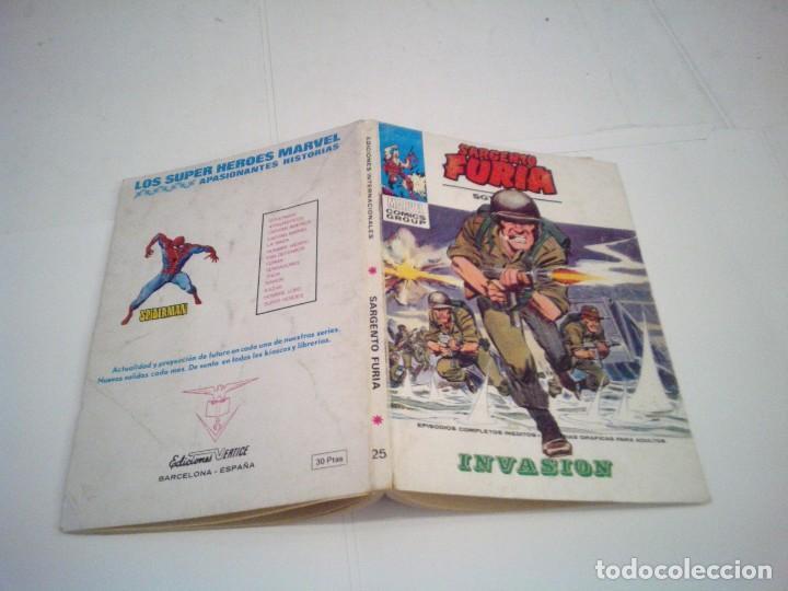 Cómics: SARGENTO FURIA - VERTICE - VOLUMEN 1- COMPLETA - 27 NUMEROS - BUEN ESTADO - cj 86 - GORBAUD - Foto 120 - 168855512