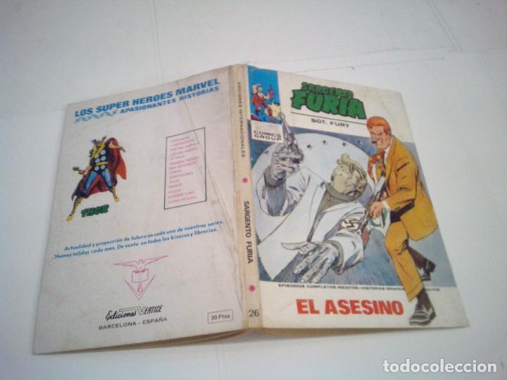 Cómics: SARGENTO FURIA - VERTICE - VOLUMEN 1- COMPLETA - 27 NUMEROS - BUEN ESTADO - cj 86 - GORBAUD - Foto 124 - 168855512