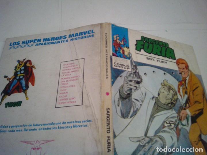 Cómics: SARGENTO FURIA - VERTICE - VOLUMEN 1- COMPLETA - 27 NUMEROS - BUEN ESTADO - cj 86 - GORBAUD - Foto 125 - 168855512