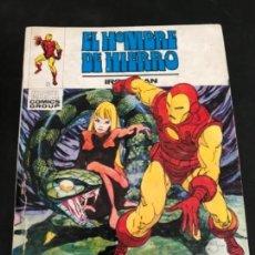 Cómics: VÉRTICE V1 EL HOMBRE DE HIERRO N 26 JUEGO DE MUERTE NUEVO . Lote 168862044