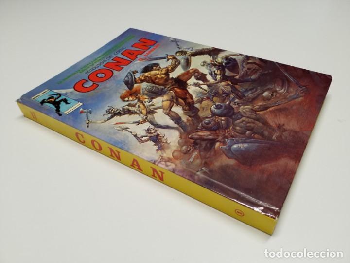 ANTOLOGÍA DEL COMIC 1 CONAN VÉRTICE MUY DIFICIL (Tebeos y Comics - Vértice - Conan)