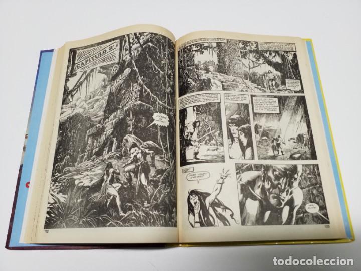 Cómics: ANTOLOGÍA DEL COMIC 1 CONAN VÉRTICE MUY DIFICIL - Foto 4 - 168876948