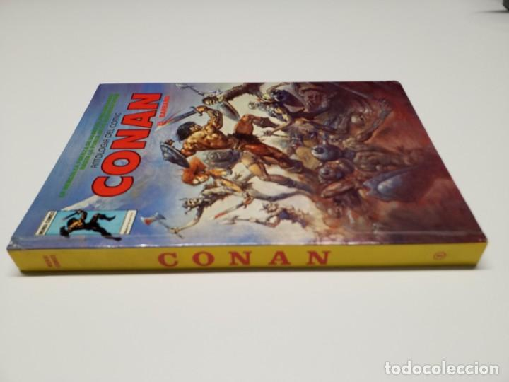 Cómics: ANTOLOGÍA DEL COMIC 1 CONAN VÉRTICE MUY DIFICIL - Foto 5 - 168876948