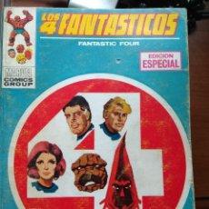 Cómics: LOS 4 FANTASTICOS Nº 11 - VÉRTICE TACO. Lote 168889692