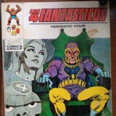 Cómics: LOS 4 FANTASTICOS Nº 52 - VÉRTICE TACO. Lote 168890044