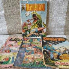 Cómics: FLASH GORDON - UN NOVATO EN LA ACADEMIA - EL RETORNO DE MING AÑO 1981 (DIFICIL). Lote 168917948