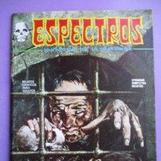 Cómics: ESPECTROS Nº 9 VERTICE VOLUMEN 1 ¡¡¡¡ BUEN ESTADO !!!!. Lote 168969992