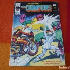 Cómics: SUPER HEROES PRESENTA VOL. 2 Nº 96 THE CHAMPIONS VERTICE MUNDI-COMICS. Lote 169004476