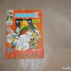 Cómics: PATRULLA X Nº 9 , VOLUMEN 1, EDITORIAL VÉRTICE. Lote 169014612