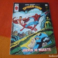 Cómics: SUPER HEROES PRESENTA VOL. 2 Nº 98 SPIDERMAN Y EL HALCON VERTICE MUNDI-COMICS. Lote 169016064