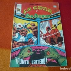 Cómics: SUPER HEROES PRESENTA VOL. 2 Nº 101 LA COSA Y DAN DEFENSOR VERTICE MUNDI-COMICS. Lote 169016512