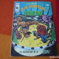 Cómics: SUPER HEROES PRESENTA VOL. 2 Nº 102 LA COSA Y LA PANTERA NEGRA VERTICE MUNDI-COMICS. Lote 169016664