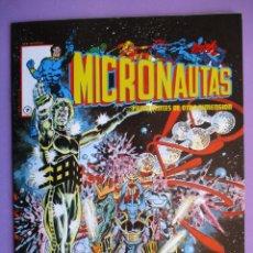 Cómics: MICRONAUTAS Nº 7 SURCO ¡¡¡¡ DE KIOSCO !!!!. Lote 169026828