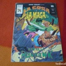 Cómics: SUPER HEROES PRESENTA VOL. 2 Nº 115 LA COSA Y LA MASA VERTICE MUNDI-COMICS. Lote 169027248