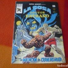 Cómics: SUPER HEROES PRESENTA VOL. 2 Nº 116 LA COSA Y EL DOCTOR EXTRAÑO VERTICE MUNDI-COMICS. Lote 169030432