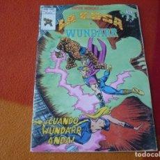 Cómics: SUPER HEROES PRESENTA VOL. 2 Nº 122 LA COSA Y WUNDARR VERTICE MUNDI-COMICS. Lote 169034868