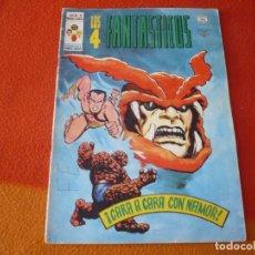 Comics : LOS 4 FANTASTICOS VOL. 3 Nº 18 CARA A CARA CON NAMOR VERTICE MUNDI-COMICS. Lote 169080728