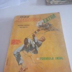 Cómics: AQUÍ BARRACUDA EXTRA Nº 2. FORMULA FATAL. EDICIONES VÉRTICE 1966. Lote 169131972