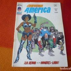Cómics: CAPITAN AMERICA VOL. 3 Nº 32 LA REINA DE LOS HOMBRES LOBO ¡BUEN ESTADO! VERTICE MUNDI-COMICS. Lote 169151648
