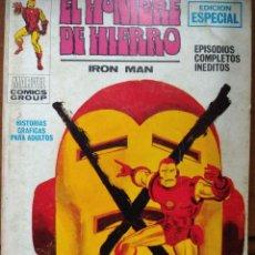 Cómics: EL HOMBRE DE HIERRO Nº 9 - VÉRTICE TACO. Lote 169152188