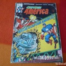 Cómics: CAPITAN AMERICA VOL. 3 Nº 40 HALCON DERROTADO VERTICE MUNDI-COMICS. Lote 169157660