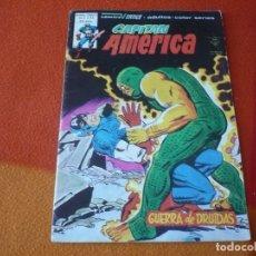 Cómics: CAPITAN AMERICA VOL. 3 Nº 45 GUERRA DE DRUIDAS VERTICE MUNDI-COMICS. Lote 169158372