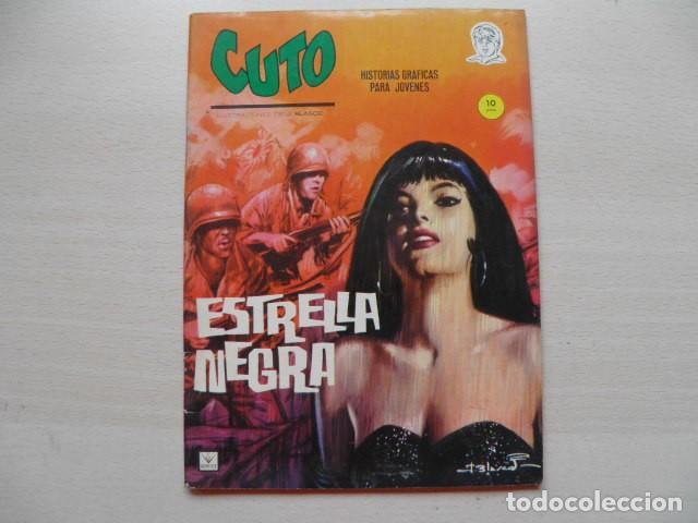 TEBEO DE CUTO (Tebeos y Comics - Vértice - Fleetway)