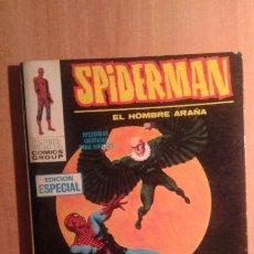 Cómics: VERTICE, SPIDERMAN NUMERO 19- PRIMERA EIDICION. MBE. Lote 169266494