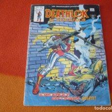 Comics : LOS INSUPERABLES PRESENTAN VOL. 1 Nº 28 DEATHLOK EL DEMOLEDOR VERTICE MUNDI-COMICS. Lote 169297072