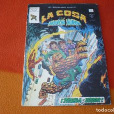 Comics : LOS INSUPERABLES PRESENTAN VOL. 1 Nº 31 LA COSA Y LA ANTORCHA HUMANA VERTICE MUNDI-COMICS. Lote 169297240