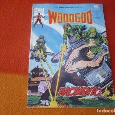 Comics : LOS INSUPERABLES PRESENTAN VOL. 1 Nº 35 WOODGOD ¡BUEN ESTADO! VERTICE MUNDI-COMICS. Lote 169304520