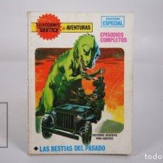 Cómics: CÓMIC - LAS BESTIAS DEL PASADO Nº 86 / EPISODIOS COMPLETOS - EDITORIAL VÉRTICE - AÑO 1971. Lote 169306954