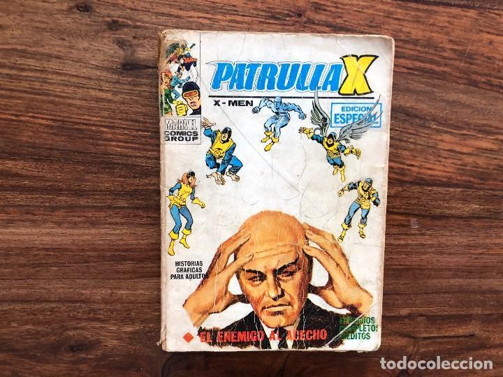 PATRULLA X. EL ENEMIGO AL ACECHO VOLUMEN I, Nº 7 (Tebeos y Comics - Vértice - Patrulla X)