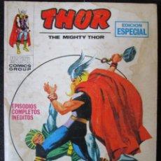 Cómics: THOR Nº 14 EDICIÓN ESPECIAL ''LA PICADURA DEL COBRA'' - VÉRTICE 1970. Lote 169742160