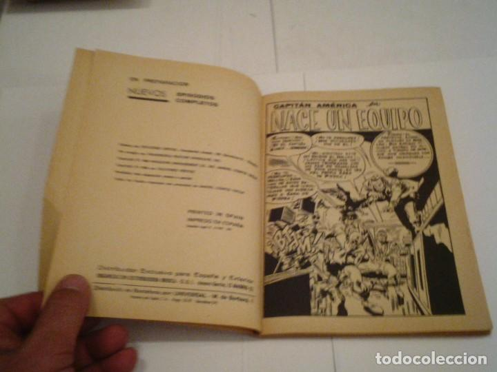Cómics: CAPITAN AMERICA - VERTICE - VOLUMEN 1 - NUMERO 16 - CJ 108 - GORBAUD - Foto 3 - 169776852