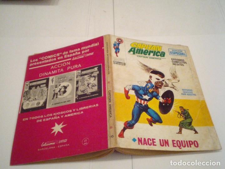 Cómics: CAPITAN AMERICA - VERTICE - VOLUMEN 1 - NUMERO 16 - CJ 108 - GORBAUD - Foto 6 - 169776852